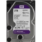 Жесткий диск Western Digital 2Tb Purple WD20PURX