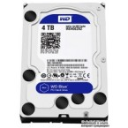 Жесткий диск Western Digital 4Tb Blue 5400rpm 64Mb SATA3 (WD40EZRZ)